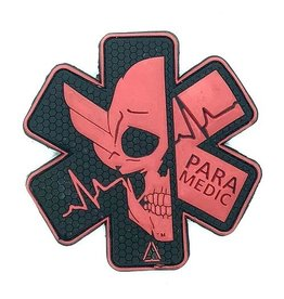 Custom Patch Canada Paramedic