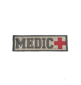 Custom Patch Canada Medic Patch