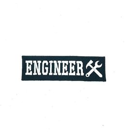 Custom Patch Canada Engineer Patch