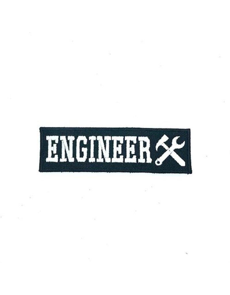 Custom Patch Canada Engineer Patch