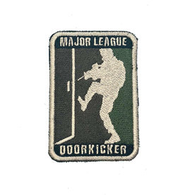 Custom Patch Canada Major League Door Kicker