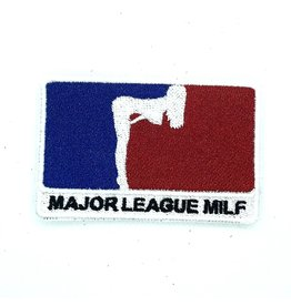 Custom Patch Canada Major League MILF Patch