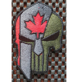 Custom Patch Canada Spartiate Canada