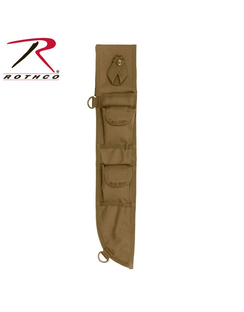 Rothco 18 Inch MOLLE Compatible Machete Sheath
