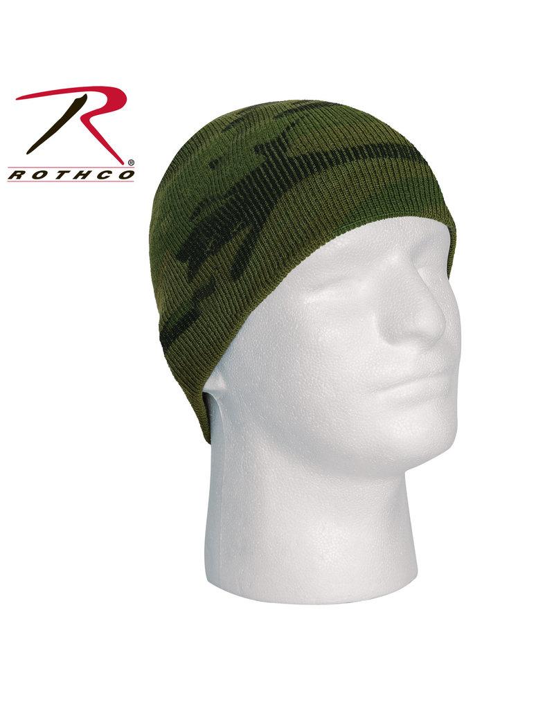 Rothco Deluxe Camo Skull Cap