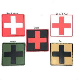Custom Patch Canada Medic Cross