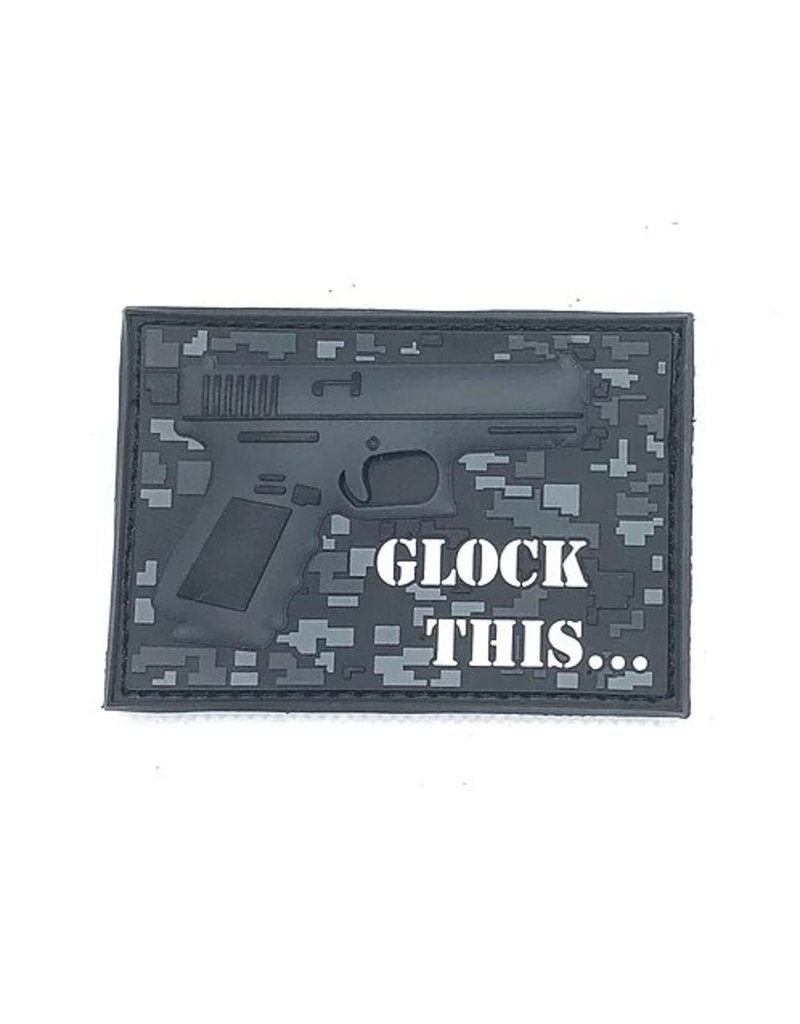 Custom Patch Canada Glock This Patch