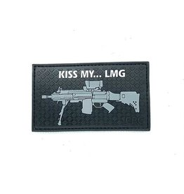 Custom Patch Canada Kiss My LMG V2 Patch