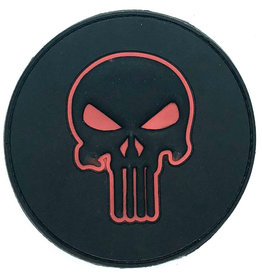Custom Patch Canada Punisher Round Patch