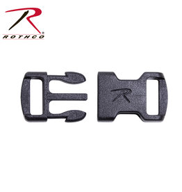 "Rothco 3/8"" Flat Side Release Buckle"