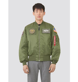 Alpha Industries MA-1 Flex Flight Jacket