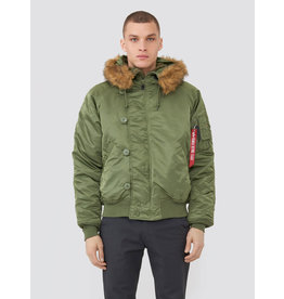 Alpha Industries Alpha N-2B Short Waist Parka