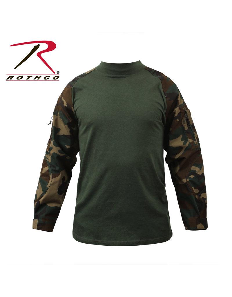 Rothco Fire Retardant Combat Shirt