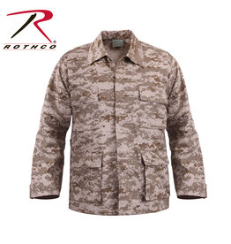 Rothco Digital Camo BDU Shirt