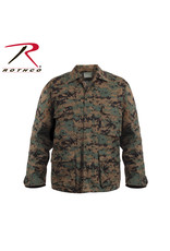 Rothco Digital Camo BDU Shirt