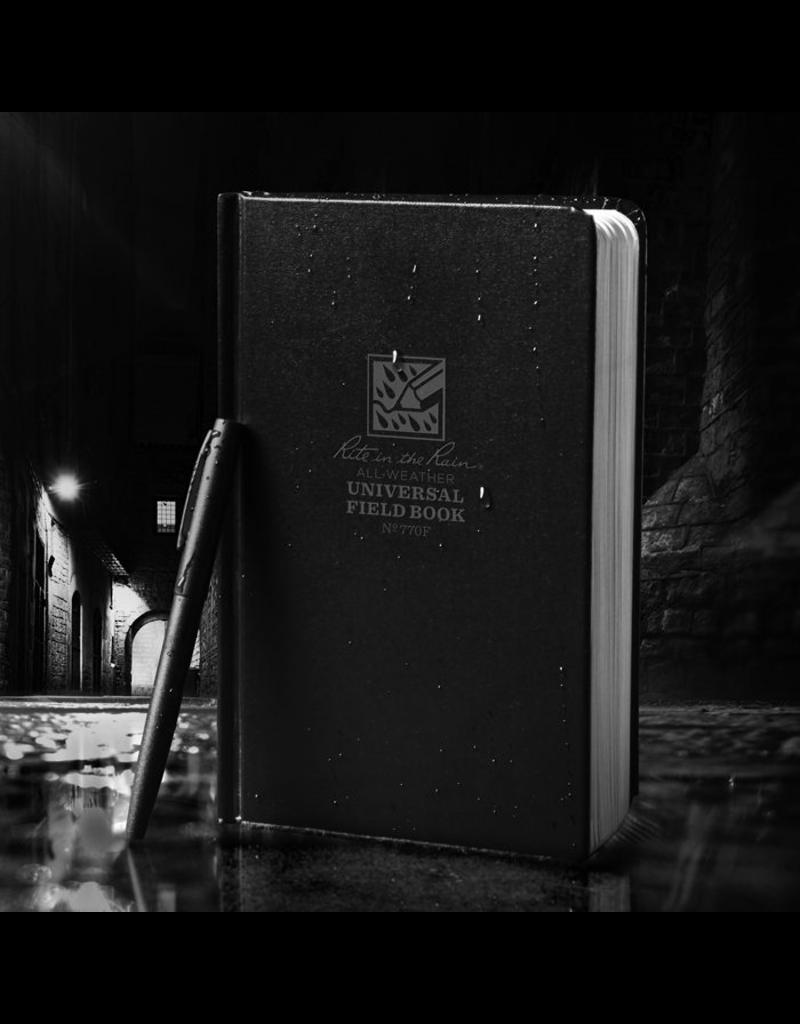 """Rite in the Rain 4 3/4"""" x 7 1/2"""" Hard Cover Book"""