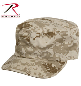 Rothco Camo Fatigue Cap