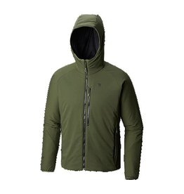 Mountain Hardwear Kor Strata Hooded Jacket (Homme)