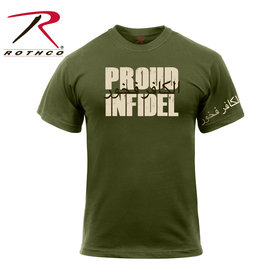 Rothco Proud Infidel T-Shirt