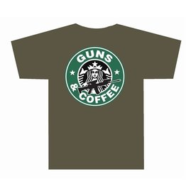 Tuff Guns and Coffee T-Shirt