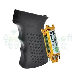 LCT Slim Pistol Grip and Motor