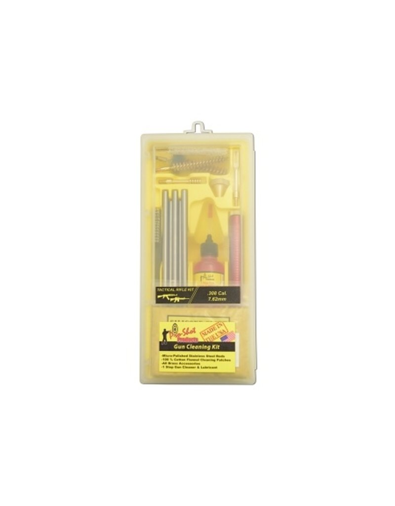 Pro-Shot .30 Cal. Rifle Tactical Cleaning Kit