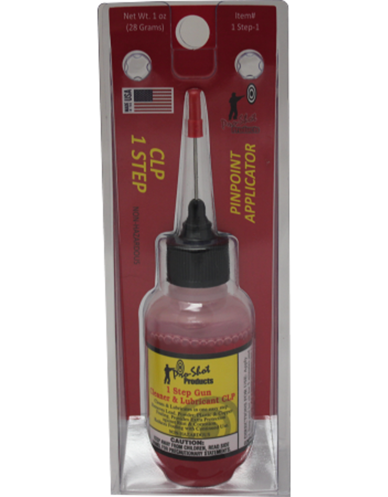 Pro-Shot 1 Step Cleaner, Lubricant, & Protectant