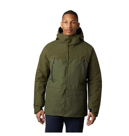 Mountain Hardwear Summit Shadow Gore-Tex Down Jacket