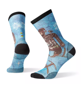 Smartwool Curated Game of Ghosts Crew Socks (Homme)