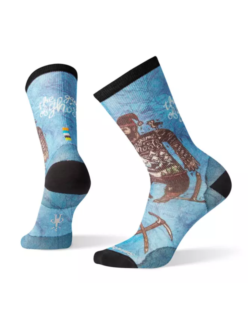 Smartwool Curated Game of Ghosts Crew Socks (Men's)