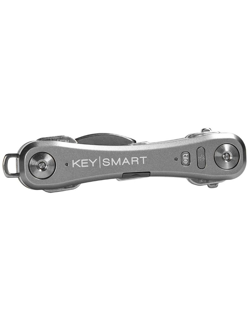 KeySmart Compact Key Holder with Tile