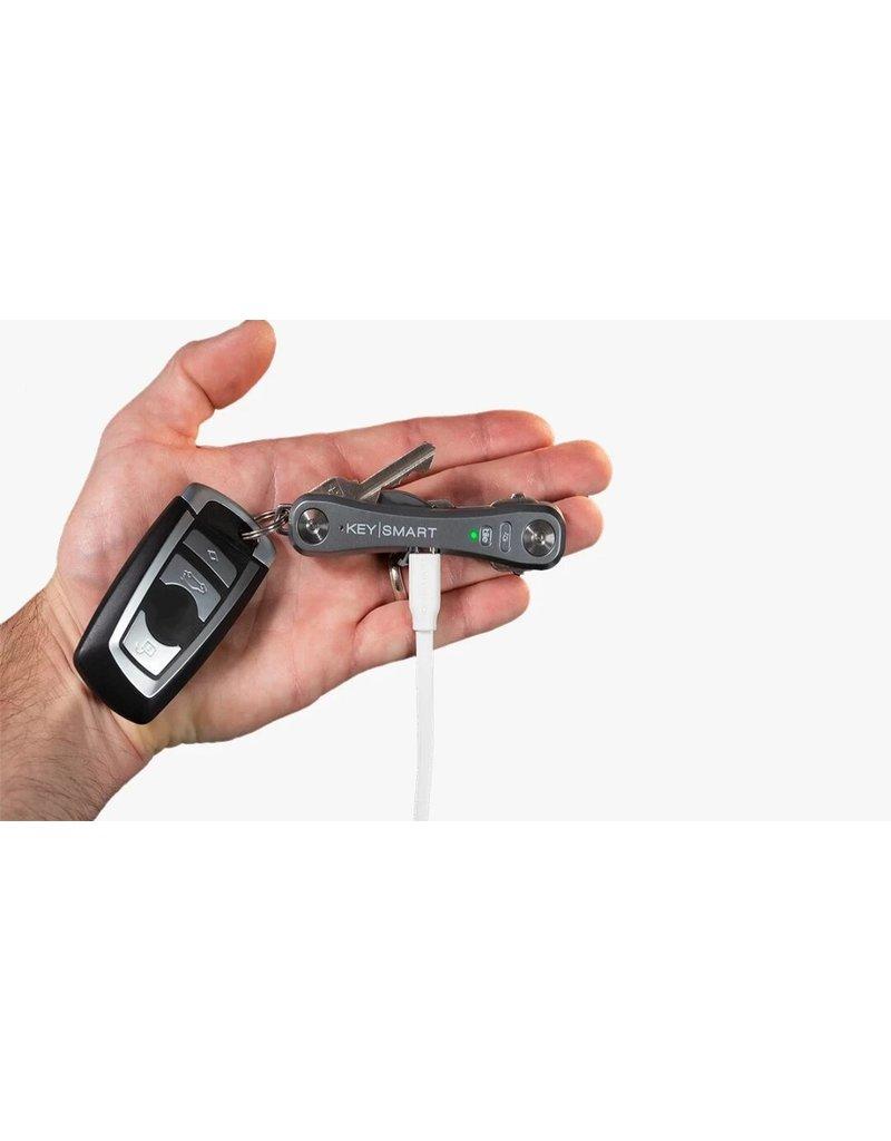 KeySmart Compact Key Holder with Tile