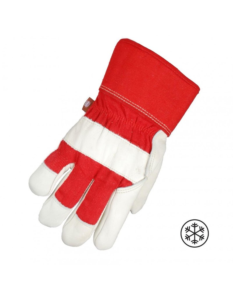 Horizon Cowhide Winter Gloves