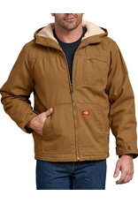 Dickies Duck Sherpa Lined Hooded Jacket