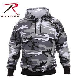 Rothco Camo Pullover Hooded Sweatshirt