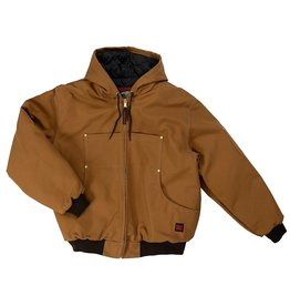 Tough Duck Hooded Duck Bomber Jacket