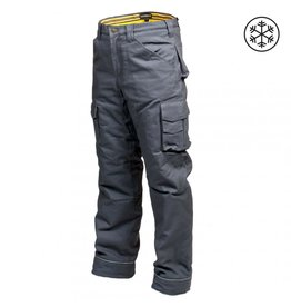 Terra Lined Canvas Work Pants