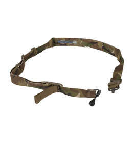 Blue Force Gear Padded Vickers 2-to-1 Sling with RED Swivel