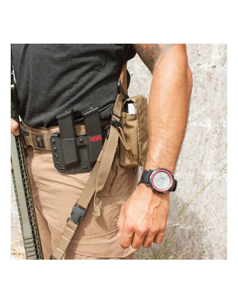 "United States Tactical 2-Point Rapid Fit 2"" Sling with HK Hook"