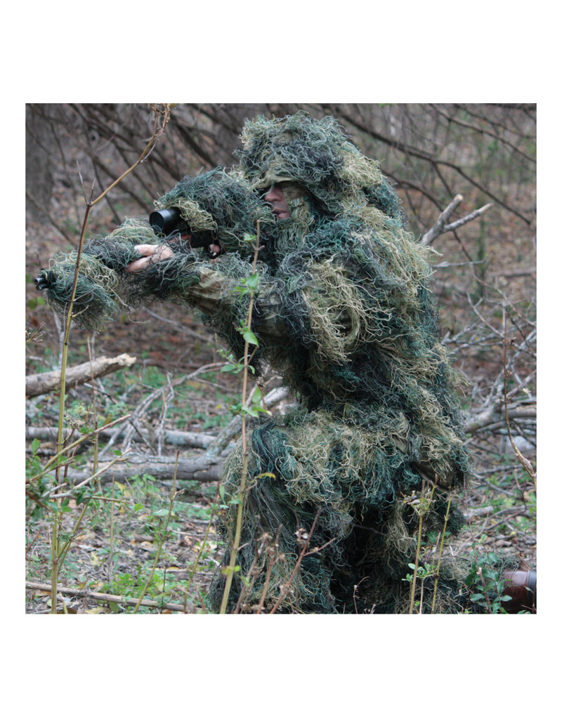 Red Rock Outdoor Gear 5-Piece Ghillie Suit