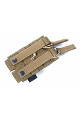 Flyye Industries Double Open Top MP7 Mag Pouch