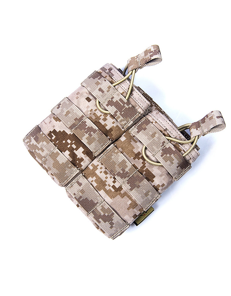 Flyye Industries Double EV Universal Mag Pouch