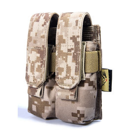 Flyye Industries Double Pistol Mag Pouch