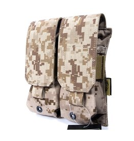 Flyye Industries Double M4/M16 Mag Pouch