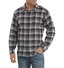 Dickies Plaid Flannel Shirt
