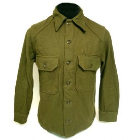 Genuine Korean War Wool Shirt