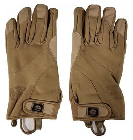 Pig Tac Leather Palm Winter Gloves
