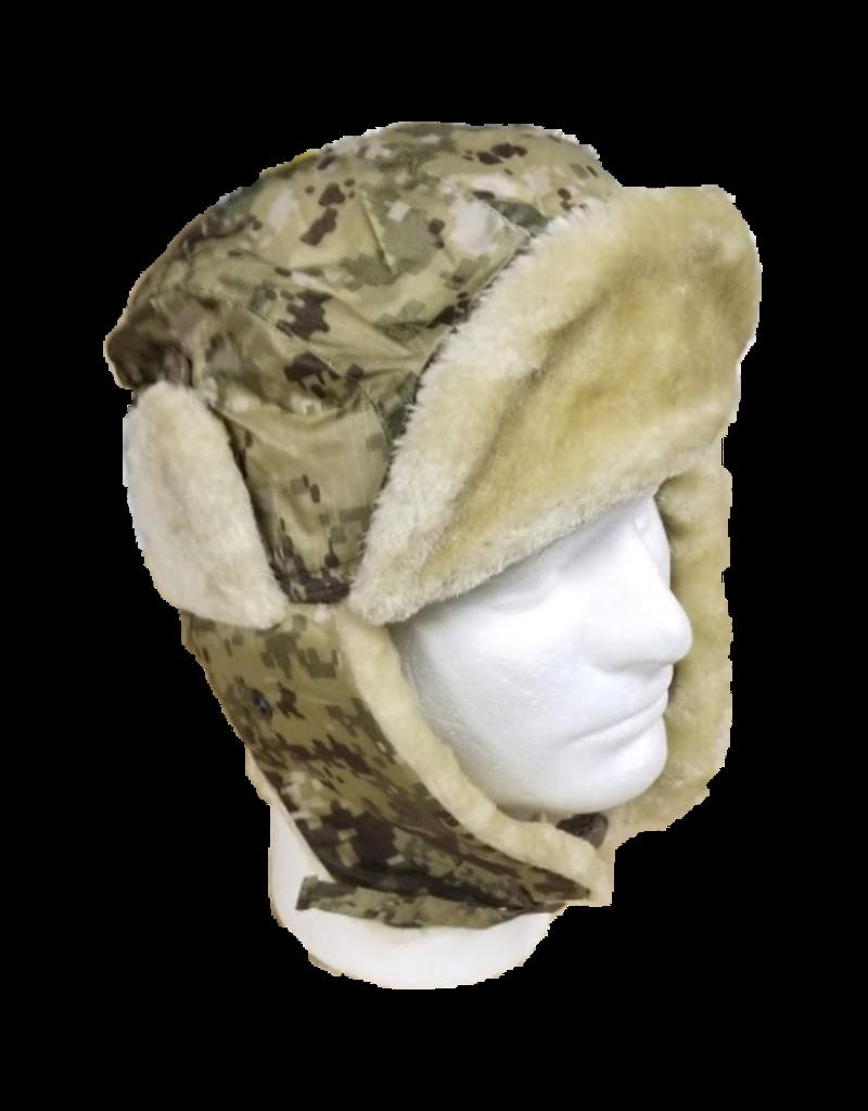 Pig Tac Fur Hat