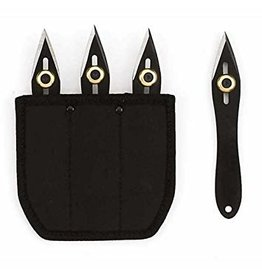 Olympia Adjustable Throwing Knives (Set of 3)