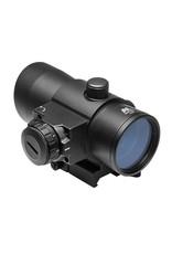 NcSTAR 40mm Red Dot w/Red Laser QR Mount